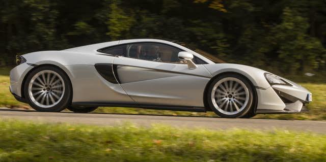 2018 McLaren GT