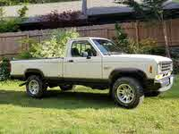 Picture of 1987 Ford Ranger XLT Standard Cab 4WD LB, exterior, gallery_worthy