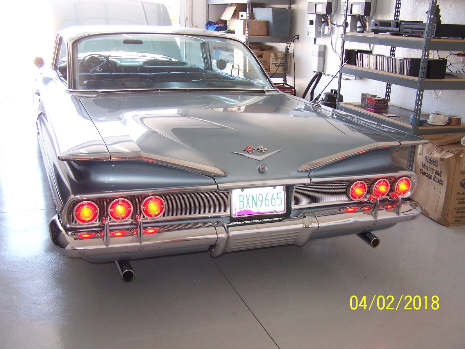 Kekurangan Chevrolet 1960 Harga