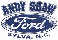 Andy Shaw Ford logo
