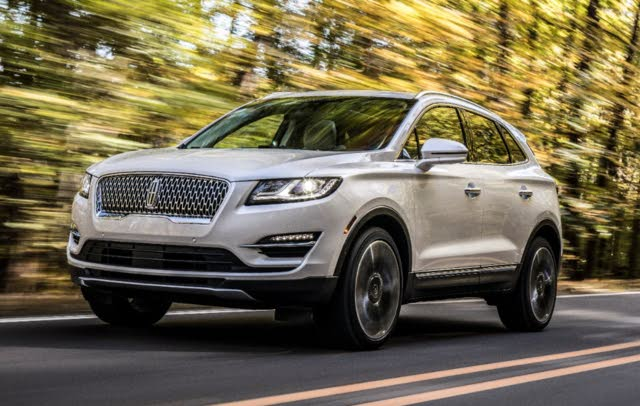 2019 Lincoln MKC, exterior, manufacturer, gallery_worthy