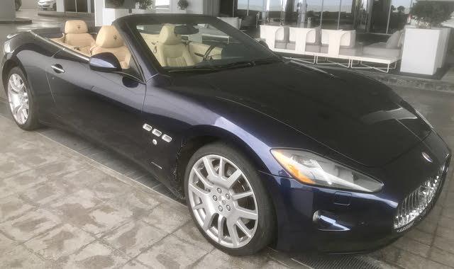 Picture of 2013 Maserati GranTurismo Convertible, gallery_worthy