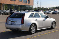 Picture of 2011 Cadillac CTS 3.0L AWD, exterior, gallery_worthy