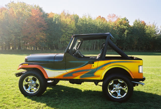 Picture of 1983 Jeep CJ-7 4WD, exterior, gallery_worthy