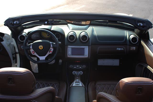 Picture of 2012 Ferrari California Roadster, interior, gallery_worthy