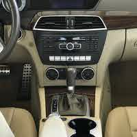Picture of 2014 Mercedes-Benz C-Class C 250 Luxury, interior, gallery_worthy