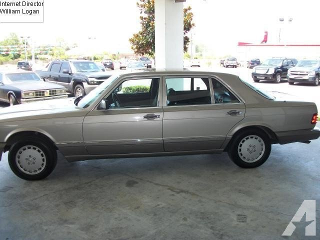 Picture of 1988 Mercedes-Benz 420-Class 420SEL Sedan