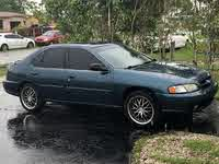 Picture of 1998 Nissan Altima XE, exterior, gallery_worthy