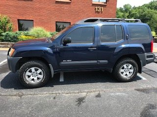 Picture of 2007 Nissan Xterra Off-Road 4X4