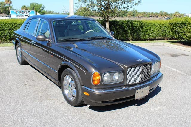 Picture of 1999 Bentley Arnage Green Label RWD, exterior, gallery_worthy