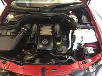 Picture of 2001 Mercedes-Benz CLK-Class CLK 320 Cabriolet, engine, gallery_worthy
