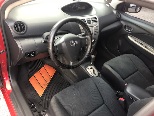 Picture of 2009 Toyota Yaris S, interior, gallery_worthy