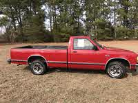 Picture of 1990 Chevrolet S-10 Durango LB RWD, exterior, gallery_worthy