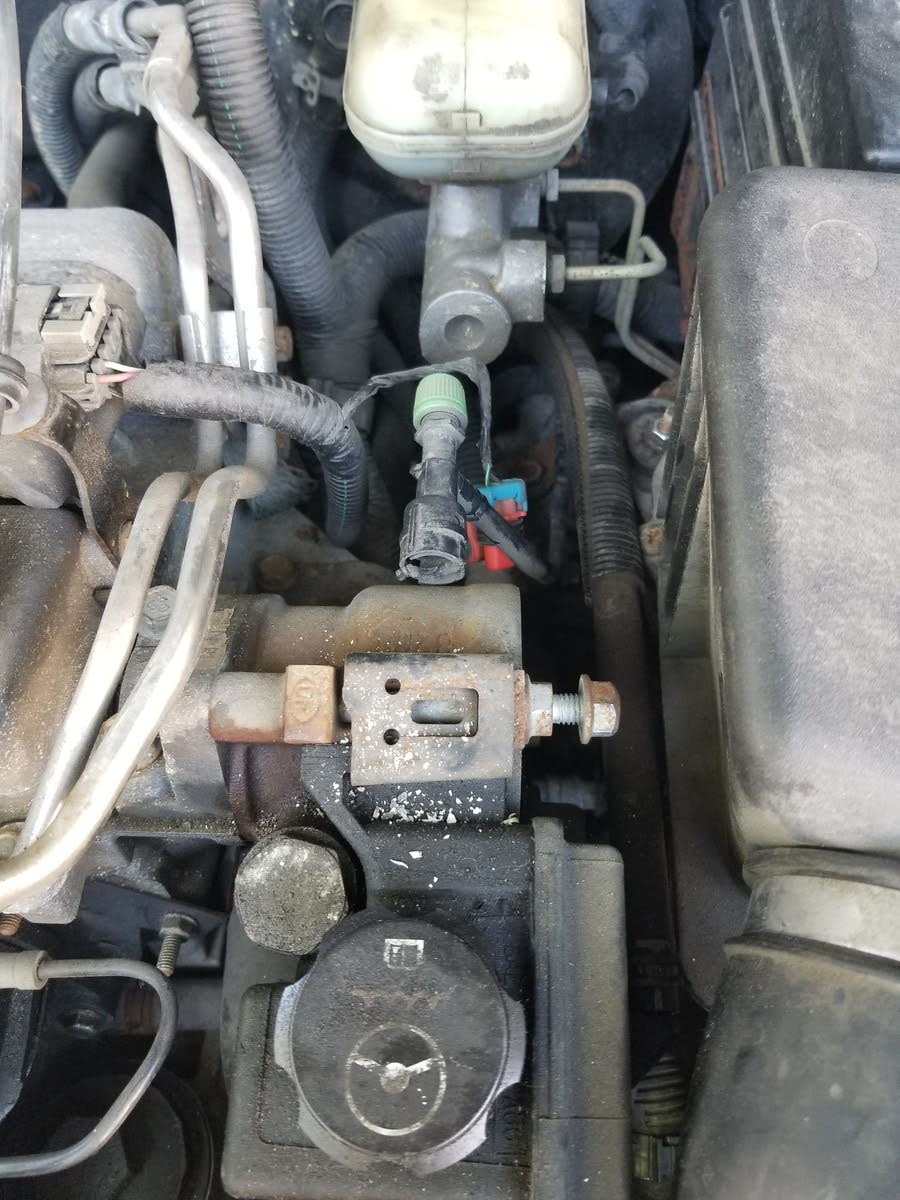 Pontiac       Grand    Am Questions  where is the Vapor Canister Purge Solenoid on a 2002    grand    am 4cyl