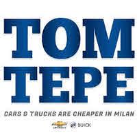 Tom Tepe Autocenter logo