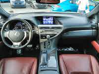 Picture of 2015 Lexus RX 350 F Sport AWD, interior, gallery_worthy