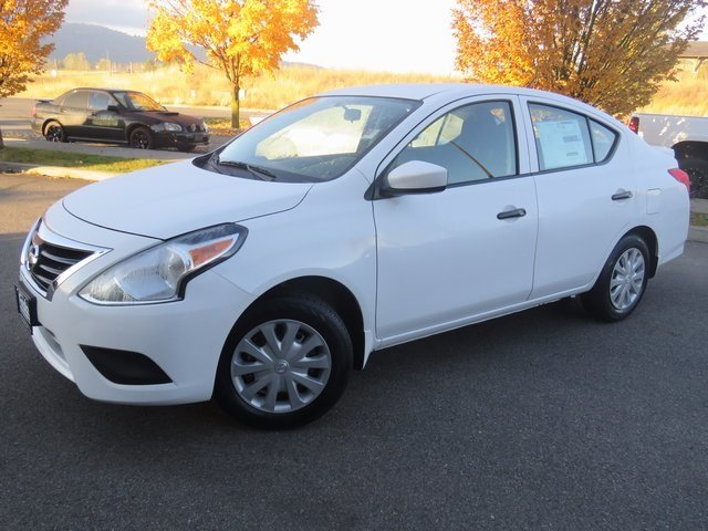 Picture of 2018 Nissan Versa S