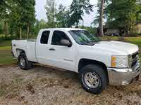 Picture of 2007 Chevrolet Silverado 2500HD 2LT Extended Cab 4WD, exterior, gallery_worthy