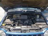 Picture of 2003 Jeep Liberty Limited 4WD, engine, gallery_worthy