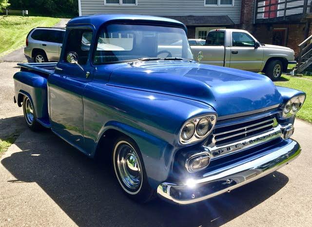1959 Chevrolet Apache Pictures Cargurus