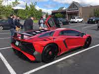 Picture of 2016 Lamborghini Aventador LP 750-4 SV Coupe AWD, exterior, gallery_worthy