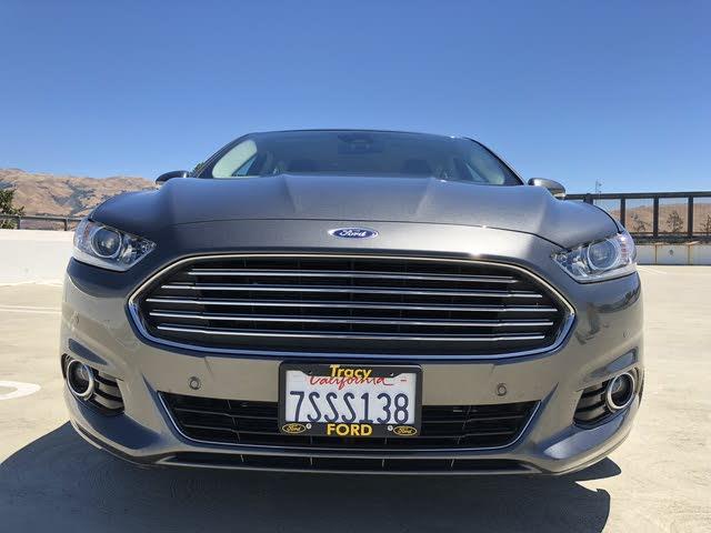 Picture of 2016 Ford Fusion Energi Titanium, exterior, gallery_worthy