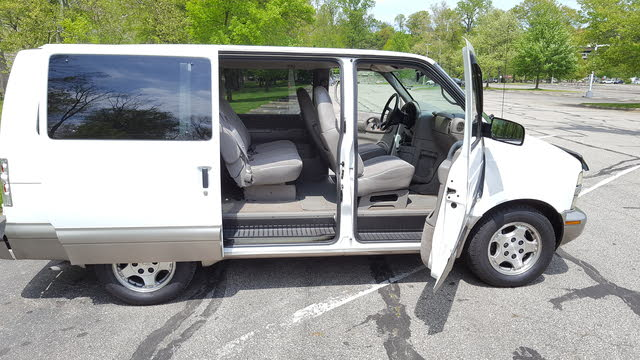 Picture of 2005 Chevrolet Astro Extended RWD