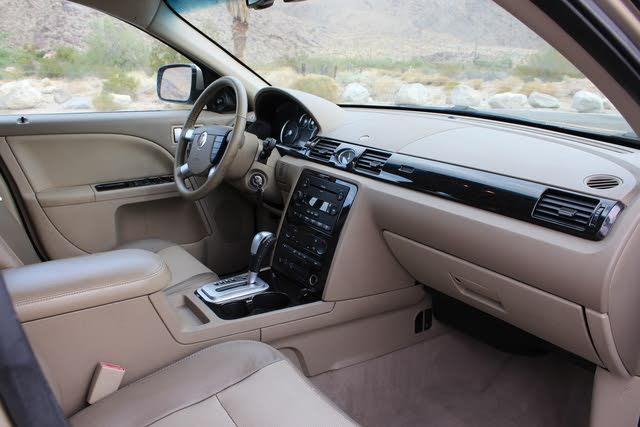 Picture of 2007 Mercury Montego Premier, interior, gallery_worthy