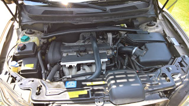 Picture of 2004 Volvo XC90 2.5T FWD, engine, gallery_worthy