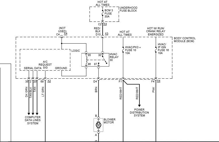 chevrolet cobalt questions heater wont turn off on my 2009 chevy 2006 Chevy Cobalt Wiring-Diagram