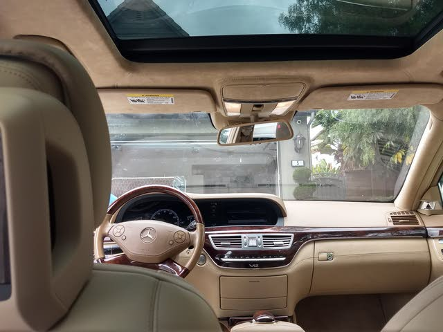 Picture of 2012 Mercedes-Benz S-Class S 600, interior, gallery_worthy