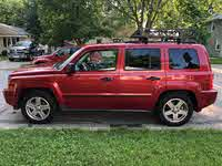 Picture of 2008 Jeep Patriot Limited, gallery_worthy