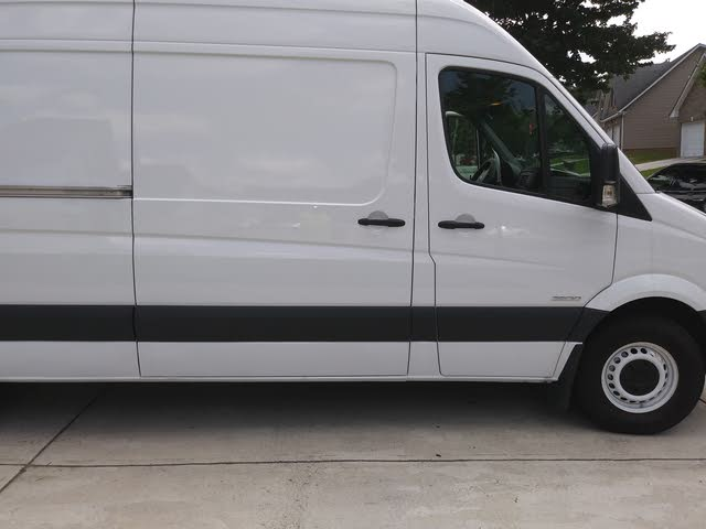 Picture of 2015 Freightliner Sprinter Cargo 2500 144 RWD, exterior, gallery_worthy