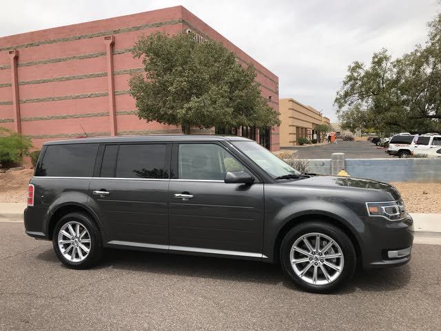 Picture of 2018 Ford Flex Limited