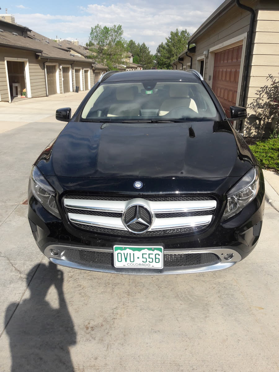 mercedes benz gla class questions is someone with good