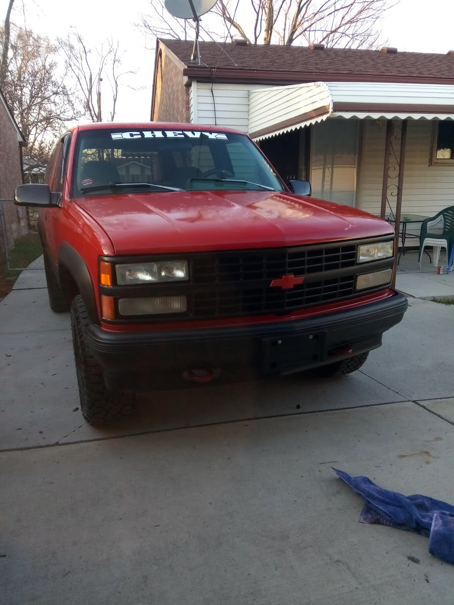 cover off where I heard the noise and found that the lifters arenu0027t getting oil & Chevrolet Blazer Questions - 93 full size Blazer 350 throttle body ...