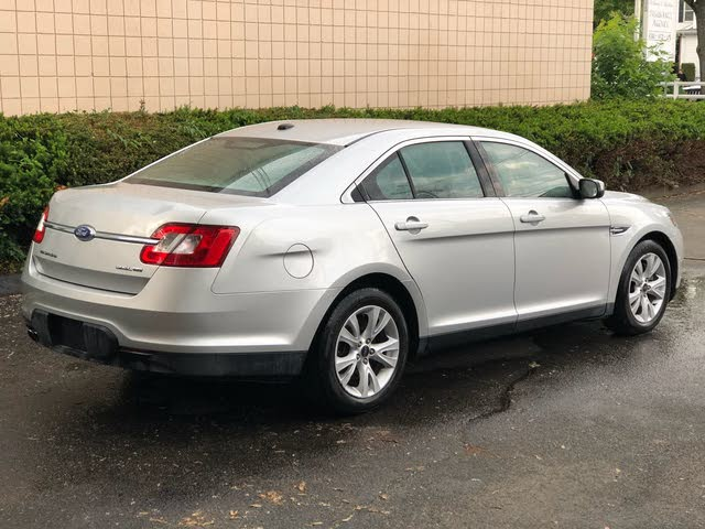 Picture of 2011 Ford Taurus SEL AWD, exterior, gallery_worthy
