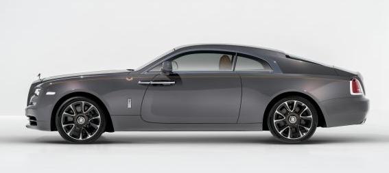 2018 Rolls-Royce Wraith, exterior, manufacturer, gallery_worthy