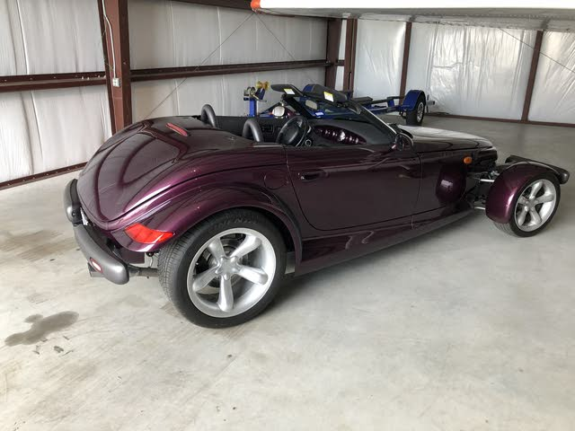 Picture of 1997 Plymouth Prowler 2 Dr STD Convertible