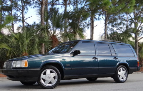Picture of 1994 Volvo 940 Turbo Wagon