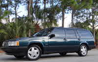 1994 Volvo 940 Picture Gallery