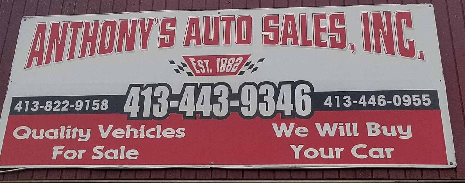 BMW Dealers In Ma >> Anthony's Auto Sales Inc. - Pittsfield, MA: Read Consumer ...