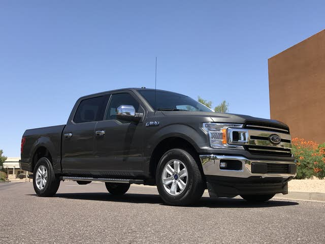 Picture of 2018 Ford F-150 XLT SuperCrew RWD, exterior, gallery_worthy