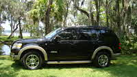 Picture of 2008 Ford Explorer Eddie Bauer V8, exterior, gallery_worthy