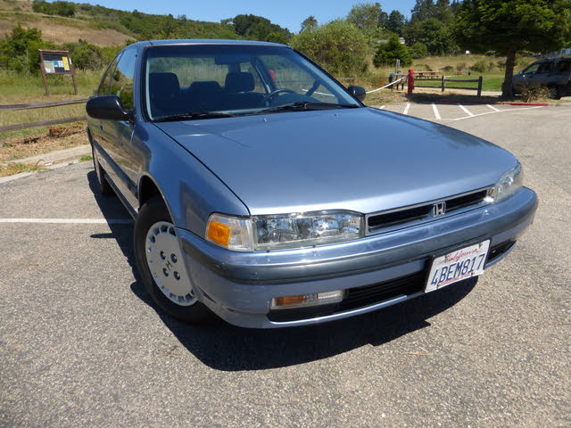 Picture of 1990 Honda Accord Coupe LX
