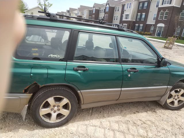 Picture of 1999 Subaru Forester S, exterior, gallery_worthy