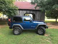 Picture of 2009 Jeep Wrangler Rubicon, gallery_worthy