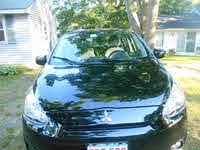 Picture of 2014 Mitsubishi Mirage DE, exterior, gallery_worthy