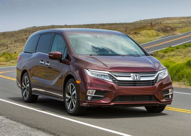 2019 Honda Odyssey, exterior, manufacturer, gallery_worthy