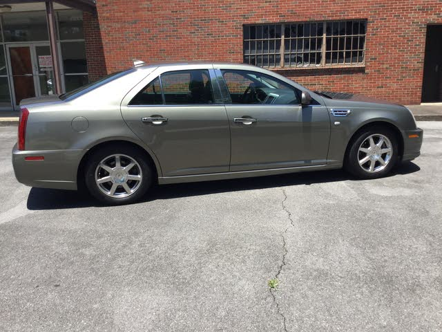 Picture of 2011 Cadillac STS V6 Luxury AWD